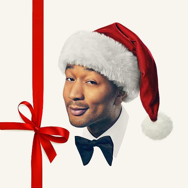 """John Legend New Christmas Album """"A Legendary Christmas: The Deluxe Edition"""" Includes Kelly ..."""