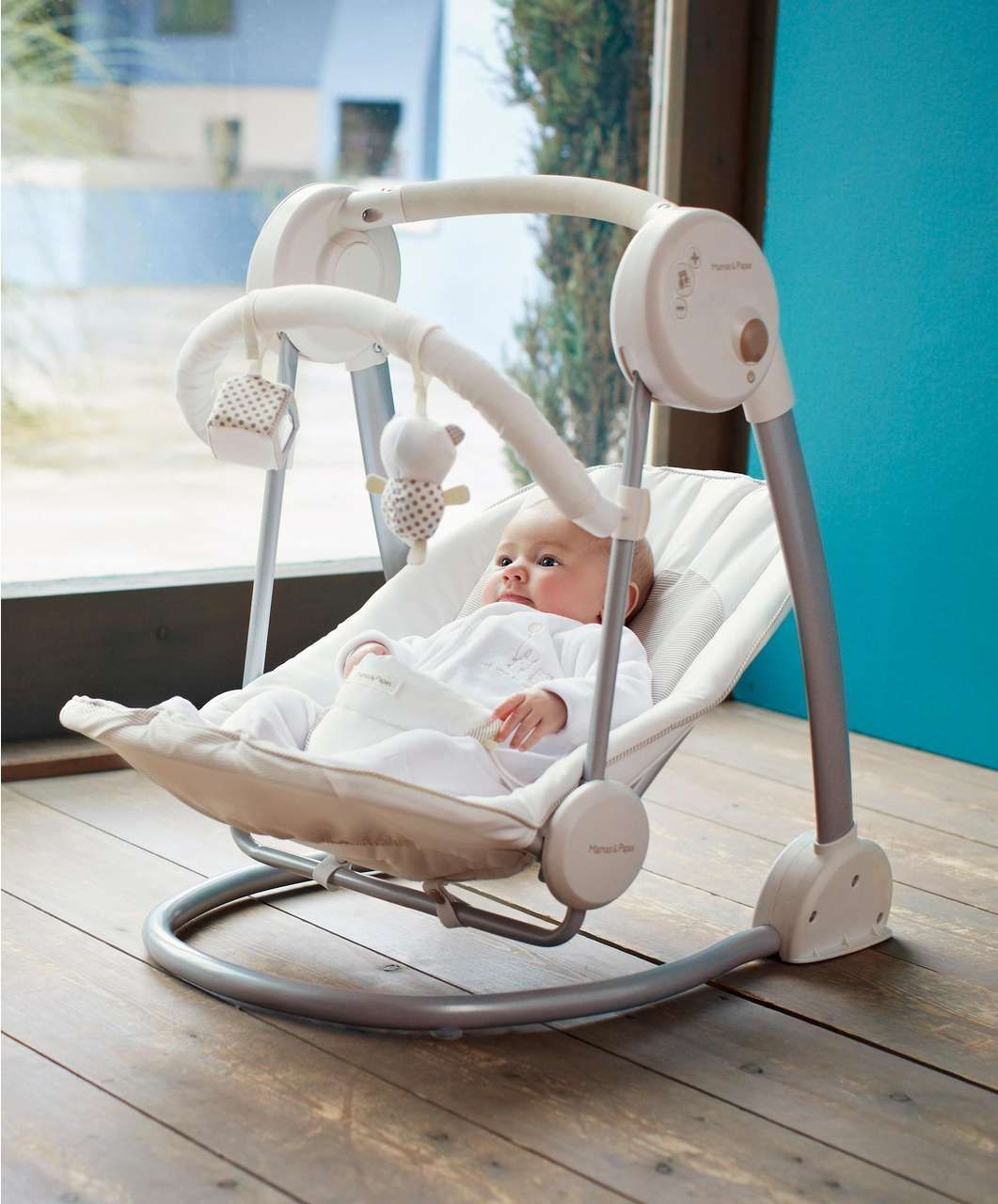 Swing Chair Mamas And Papas Wingback Upholstery Ideas Slumber Bedtime Hugs View All Baby