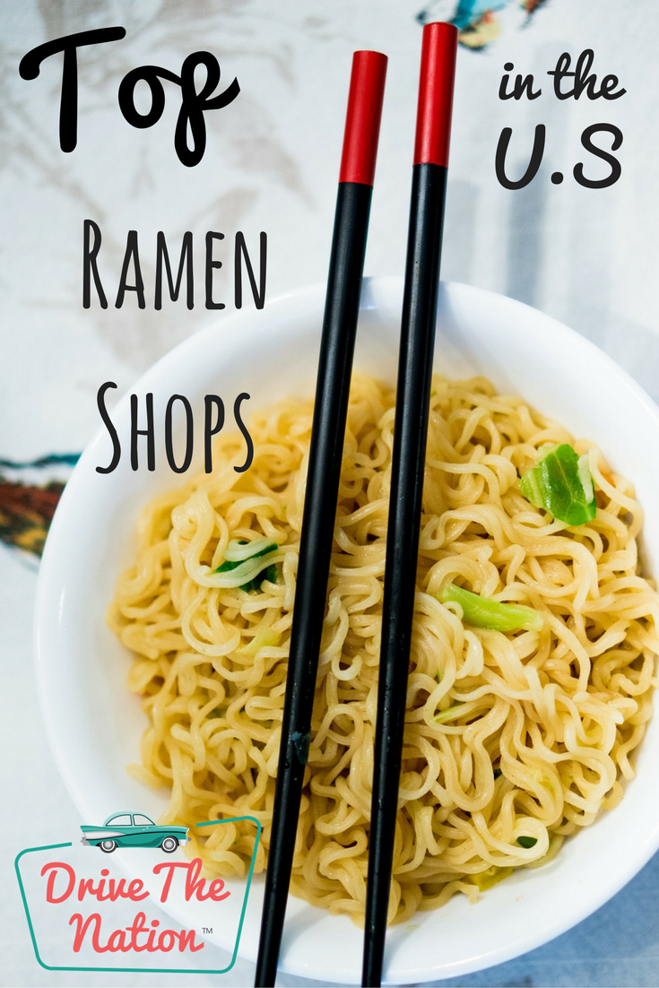 Ramen Is An Incredibly Tasty Dish That Has Become A True Form Of Art And The Lines To The Top Noodle Shops All Over America Tasty Dishes Ramen Shop Top Ramen