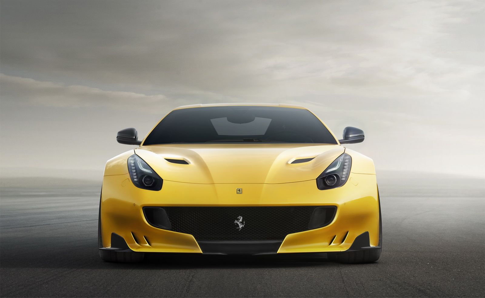Ferrari Unveils Hardcore F12tdf Limited Edition Model With 780PS