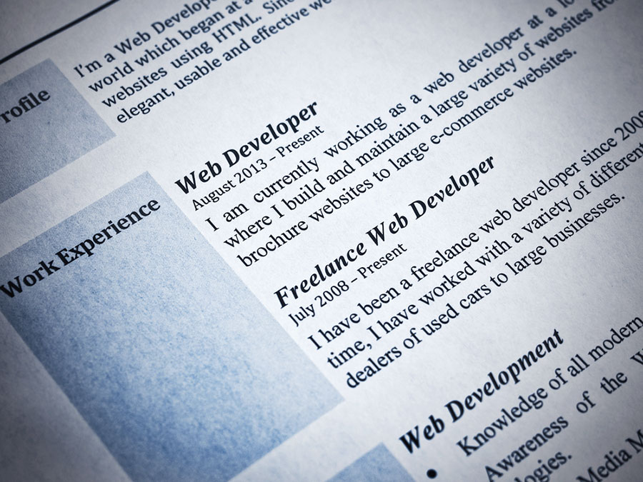 What's the Difference Between a Résumé and a CV? Resume
