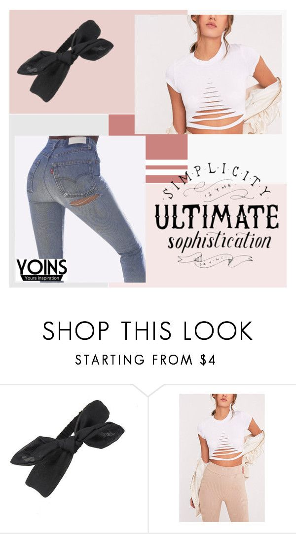 """""""YOINS 7"""" by amberelb ❤ liked on Polyvore featuring yoins, yoinscollection and loveyoins"""
