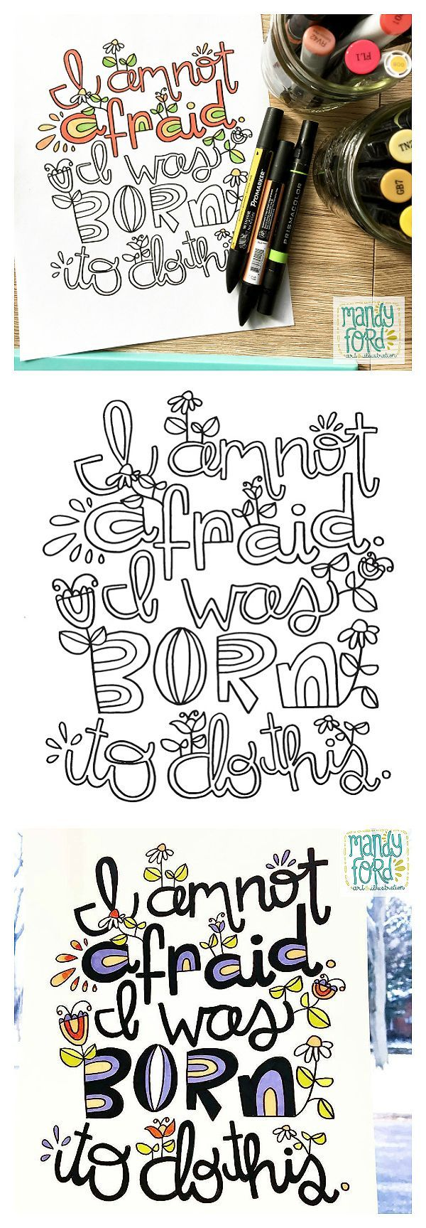 Born to do this coloring page coloring pages free printable