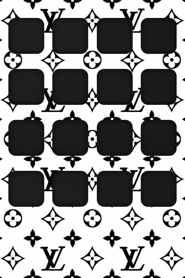 BLACK AND WHITE LV uploaded by Kimberly Rochin
