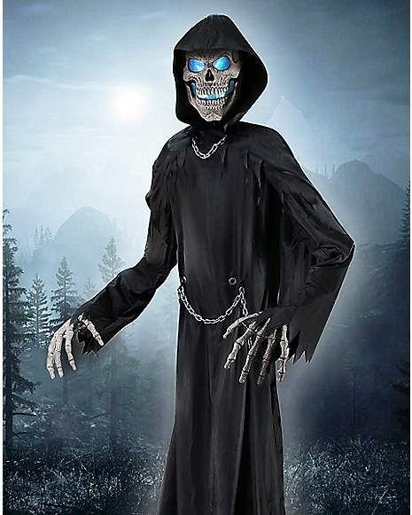 10 Ft Towering Reaper Animatronics - Decorations - Spirithalloween
