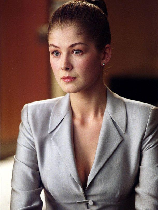 Rosamund Pike Miranda Frost Rosamund Pike James Bond Women