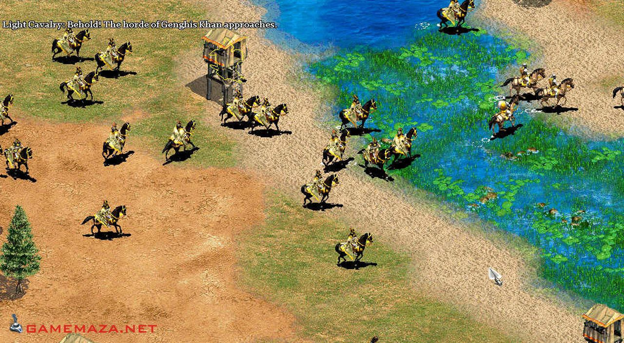 Age Of Empires Ii The Age Of Kings Free Download Age Of Empires