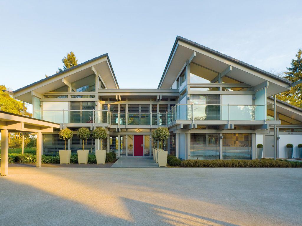 Bungalow - HUF Haus ART 6-9 - Das individuelle Architektenhaus ...