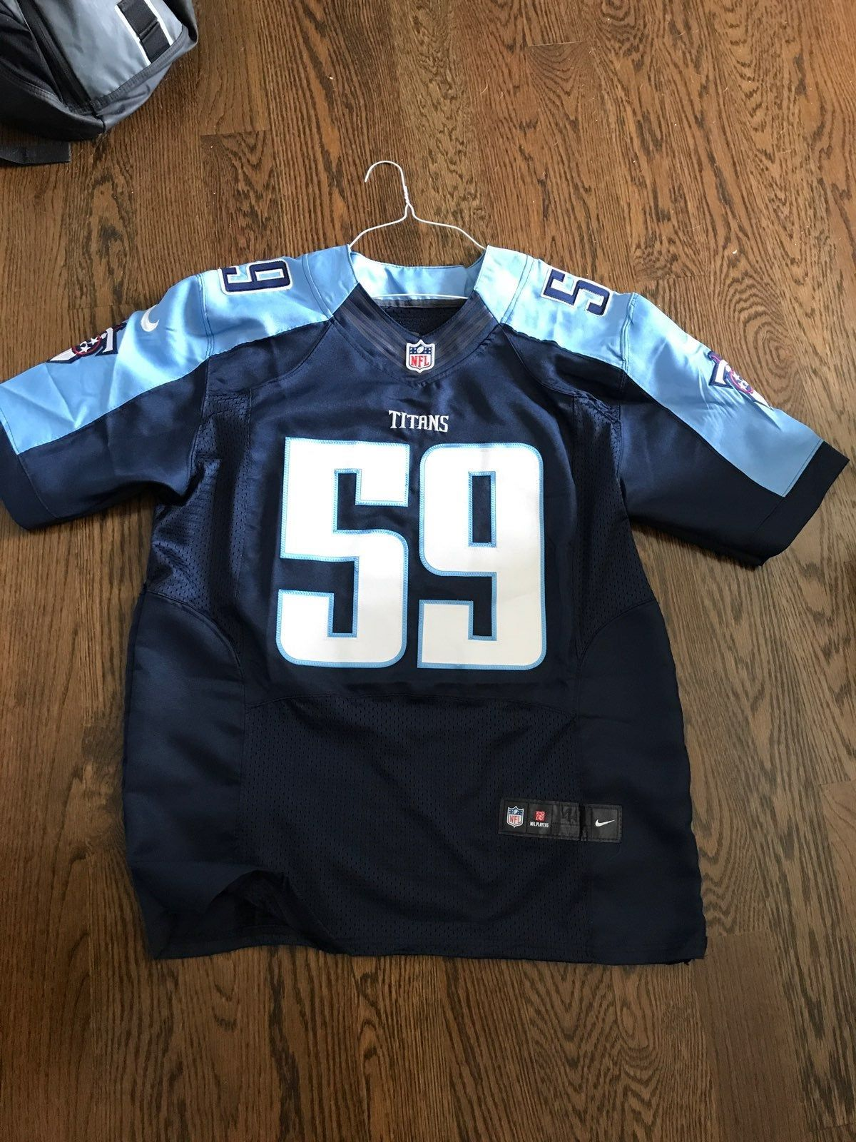 best loved 0d5bc f80b8 Tennessee Titans 2018 NFL Jersey. Wesley woodyard #59. No ...
