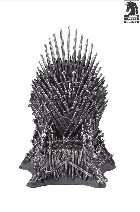 Dark Horse Game Of Thrones Iron Throne Business Card Holder Iron Throne Dark Horse Horse Games