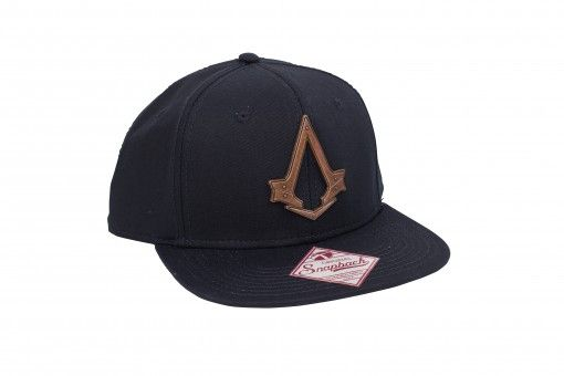 d42d5a9eb32b3 Syndicate Bronze Logo Snapback Cap Assassin s Creed