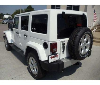 Images Of White 2013 Jeep Wrangler Unlimited Sahara Chrome Running