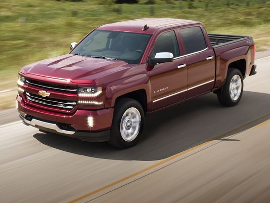 Chevrolet Rolls Out Big Incentives On Silverado Chevrolet