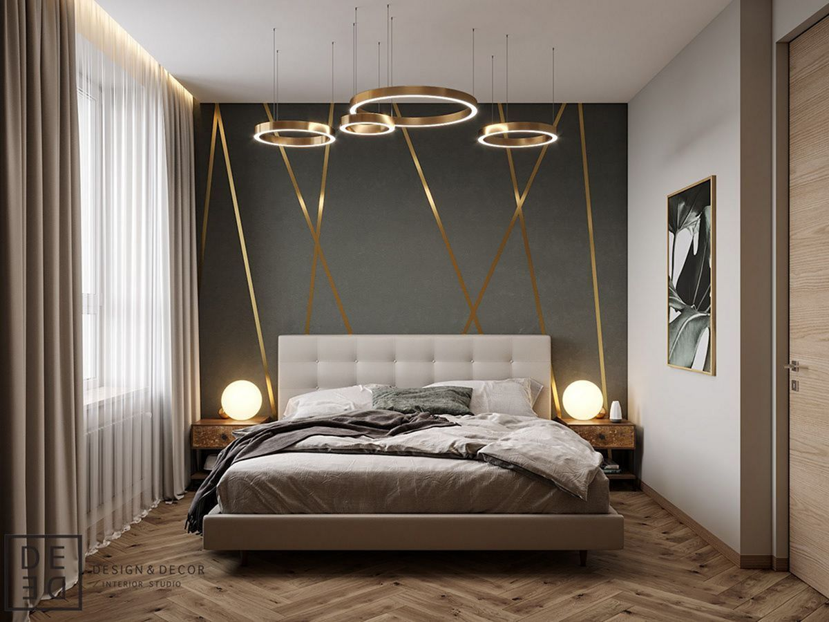 45 Comfortable Modern Small Bedroom Design And Decor Ideas With Images Luxurious Bedrooms Fancy Bedroom Cozy Bedroom Design