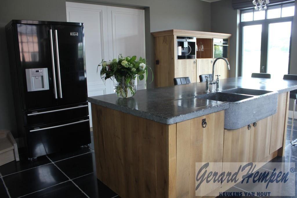 Gerard hempen keukens van hout landelijke keukens & moderne houten