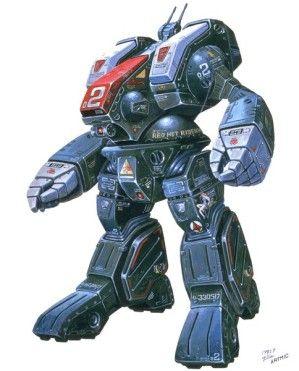 Archer Macross Anime Robot Design Robotech Macross