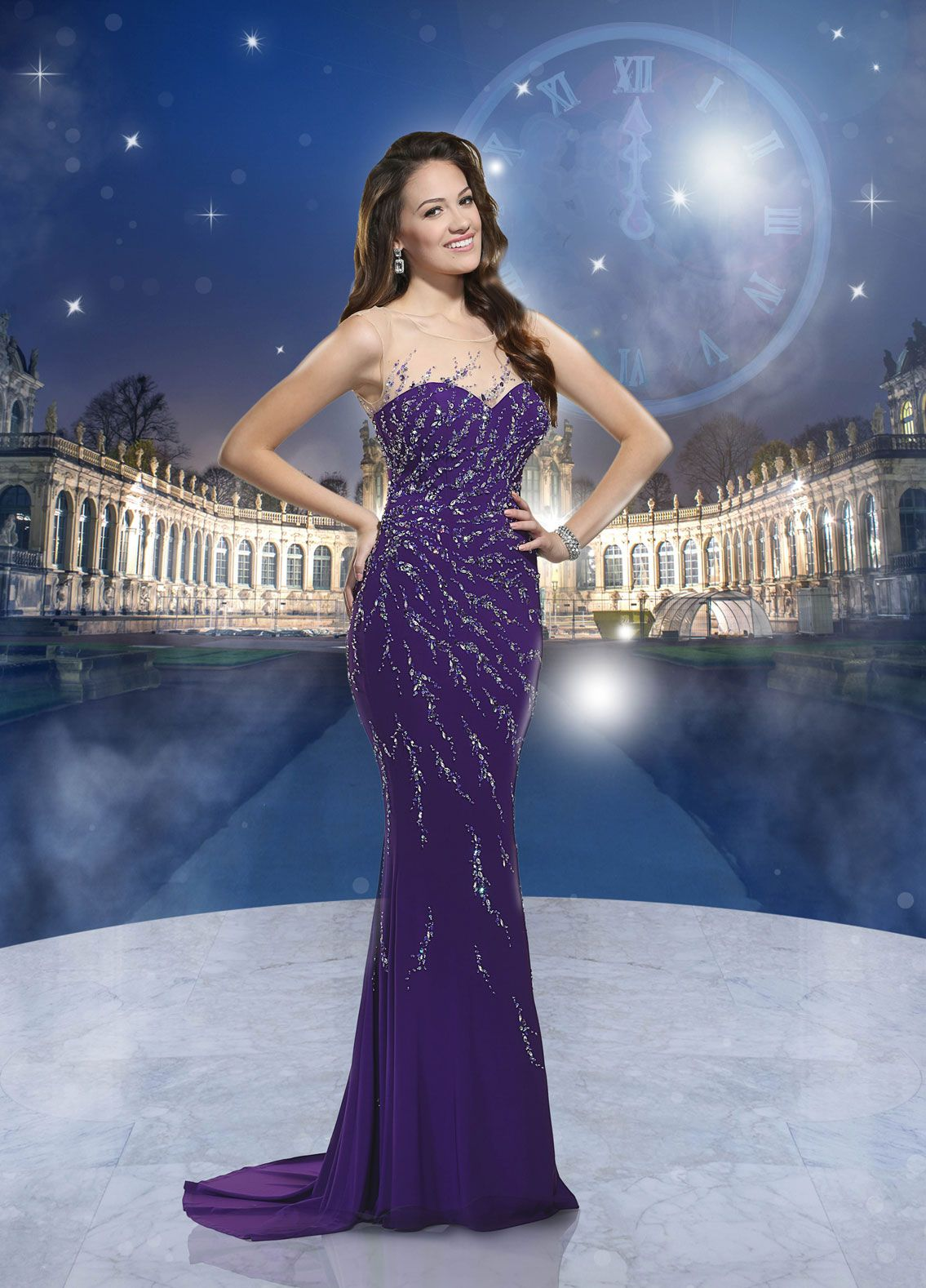 Disney Forever Enchanted Prom Dresses | Things to Wear | Pinterest ...