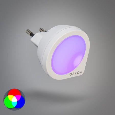 Luxury L mpara con enchufe PLUG IN RGB Nachtlicht KinderzimmerInnenbeleuchtungLampen