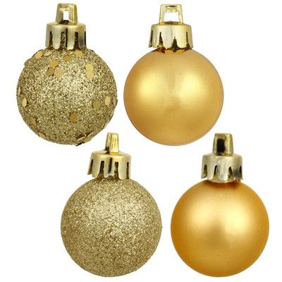 NorthlightSeasonal 18 Piece Shatterproof Christmas Ball Ornament Set