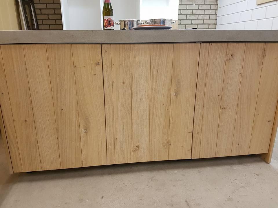 Ikea Keuken Frontjes : Eiken keukenfrontjes met groef op maat gemaakt voor ikea keukens