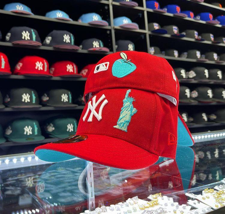 Yankees Hat Liberty