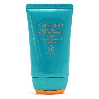 Extra Smooth Sun Protection Cream SPF 36--/1.9OZ by SHISEIDO. $24.00. Extra Smooth Sun Protection Cream SPF 36--/1.9OZ Design House Shiseido