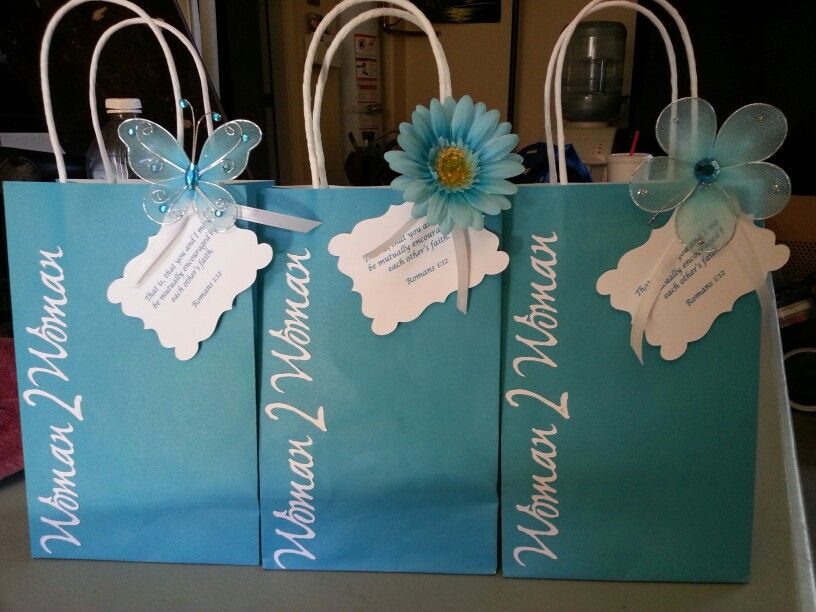 Gift Bags Retreat Gifts Womens