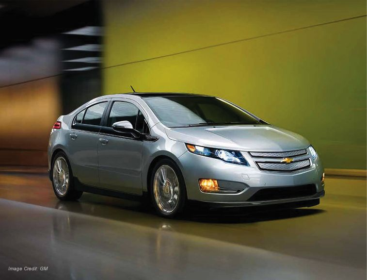 Chevy Volt The Pioneer Of Extended Range Electric Cars