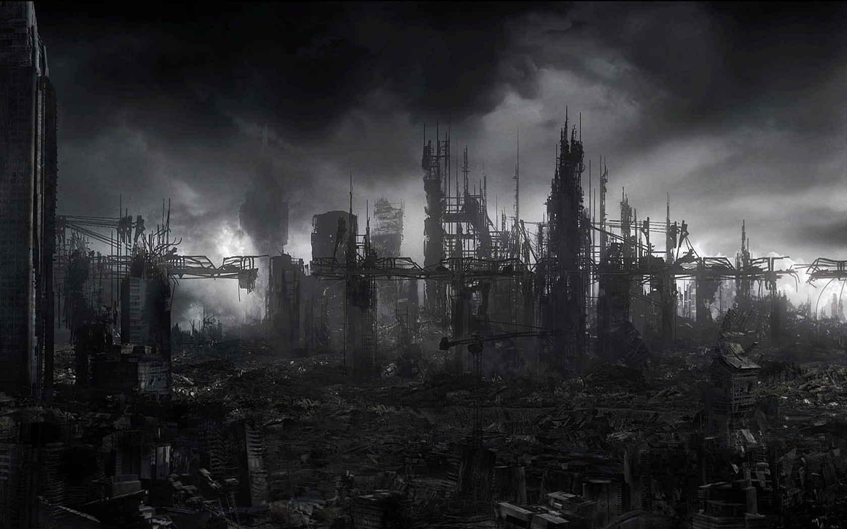 zombie apocalypse wallpaper - Google Search   After the ...