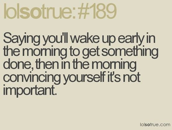 lately this has been my mornings!