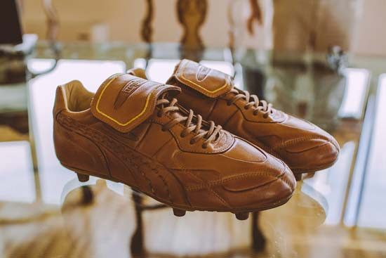 World Cup Fever with Alexander McQueen x PUMA King