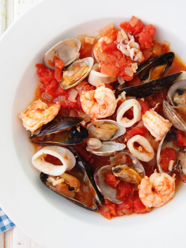 Seafood Stew Recipe In 2020 Seafood Stew Seafood Recipes Food Recipes