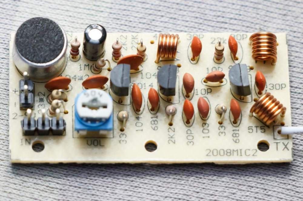 Electronic Projects, Electronic