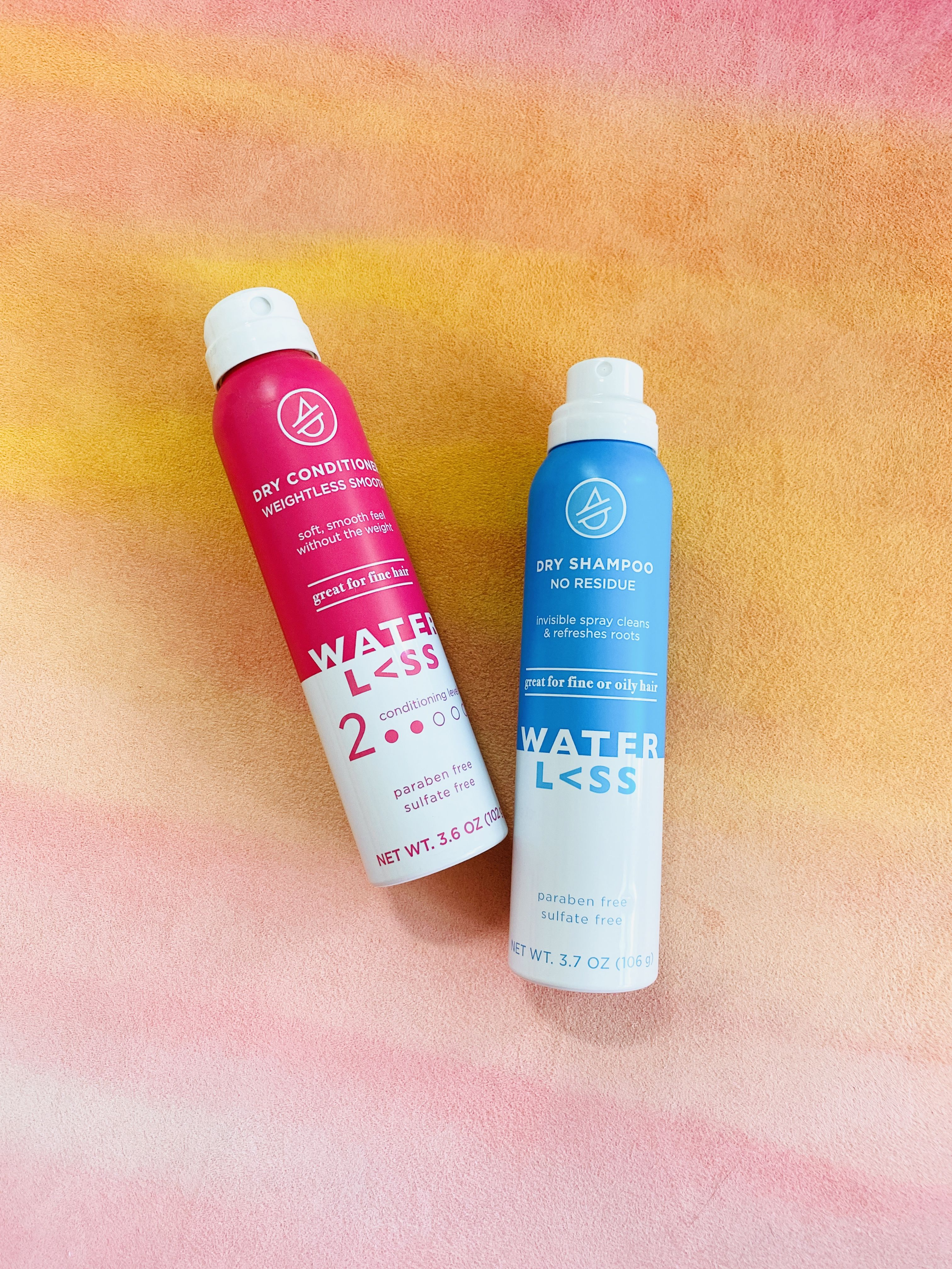 Dry Shampoo No Residue Dry Conditioner Weightless Smooth Dry Conditioner Dry Shampoo Paraben Free Products