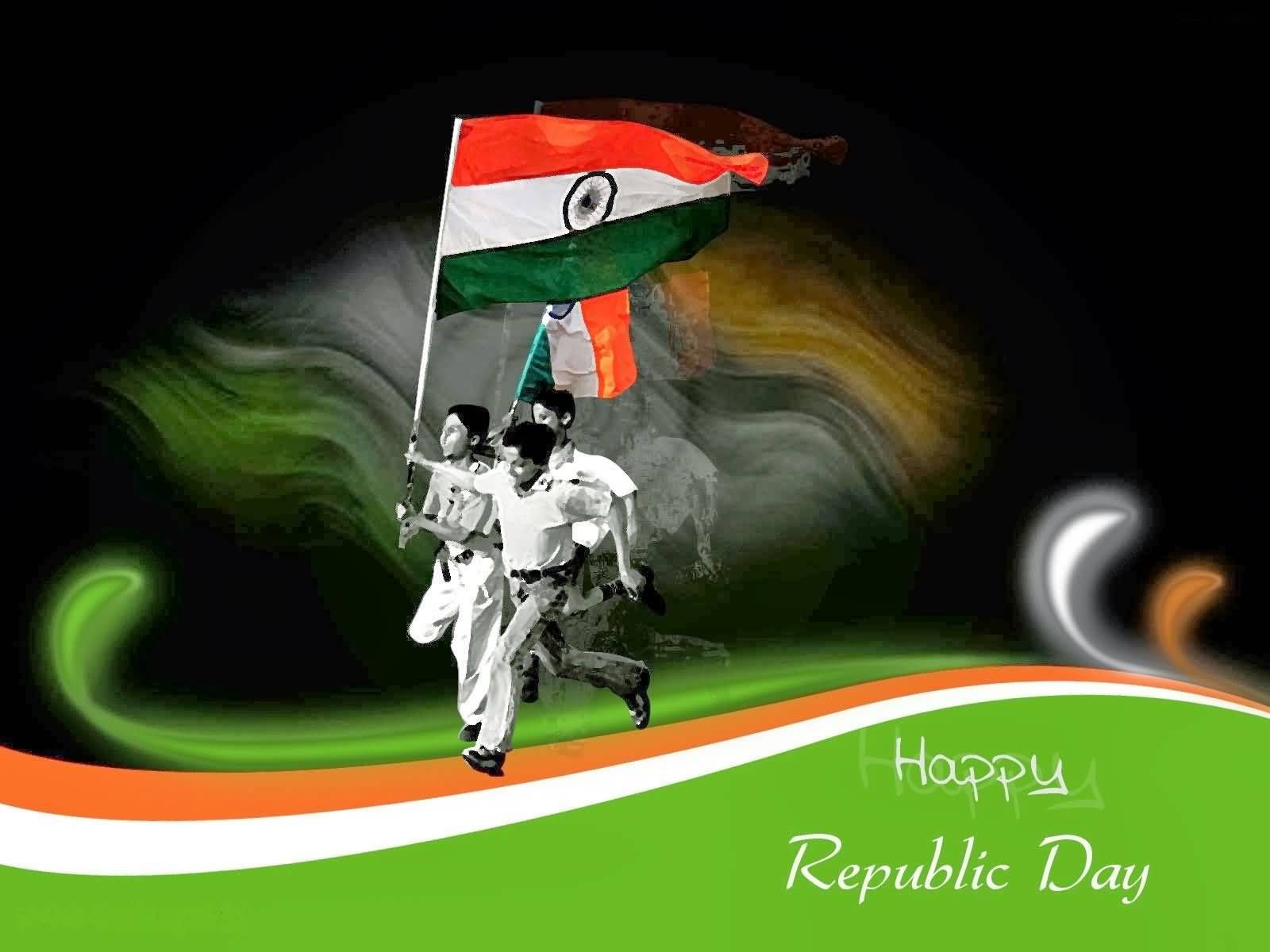 Loving Your Country Makes You Happier Happy Republic Day Make Happy Foundation Republic Day Wallpaper Backgrounds 2017 Wallpaper Happy republic day quotes 26 january