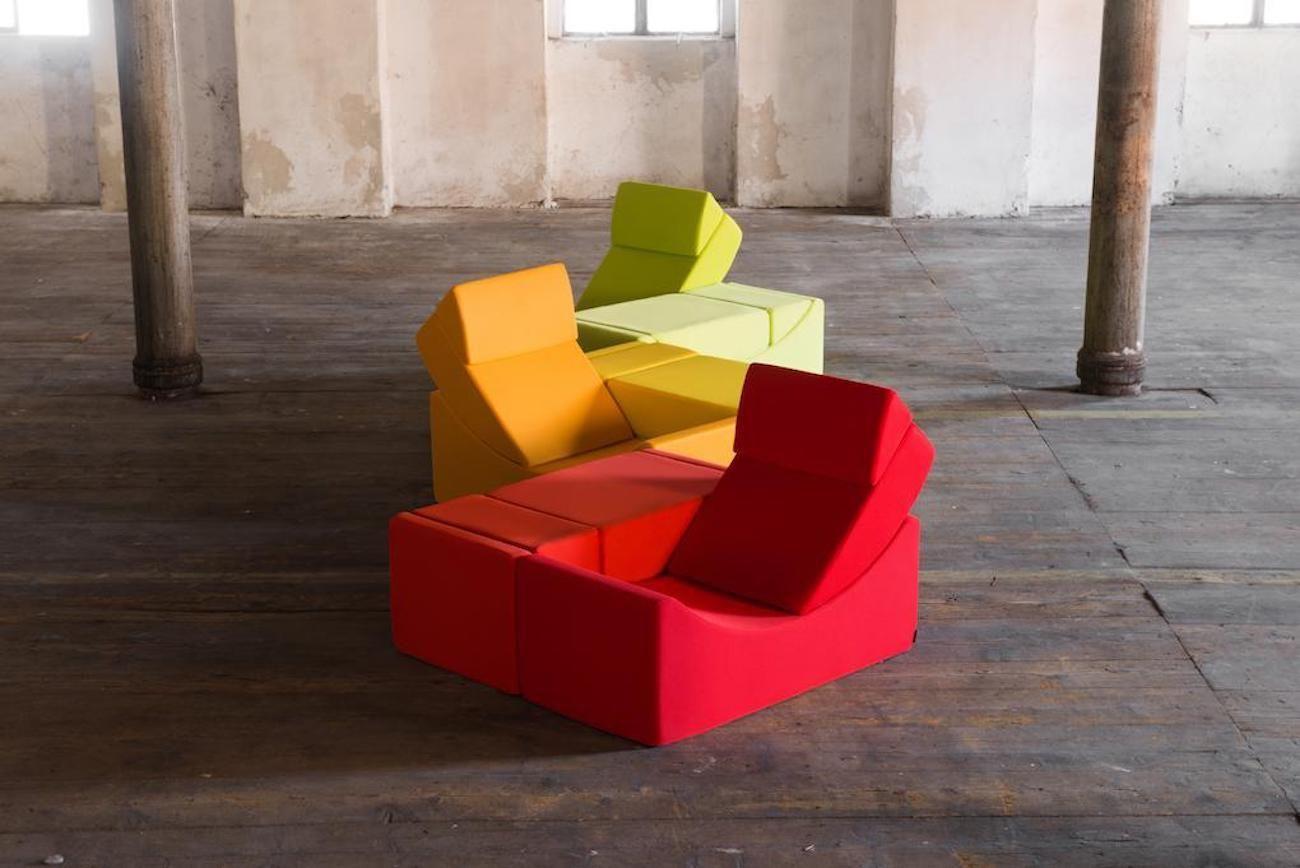 Moon Multifunctional Furniture By Lina Modular Furniture Design Childrens Interior Design Multifunctional Furniture