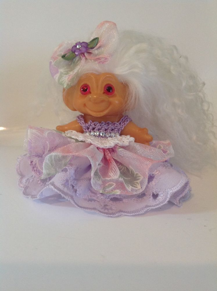 """Troll Doll Clothes / For 2 /2 - 2 3/4"""" Vintage Dam #Dam"""