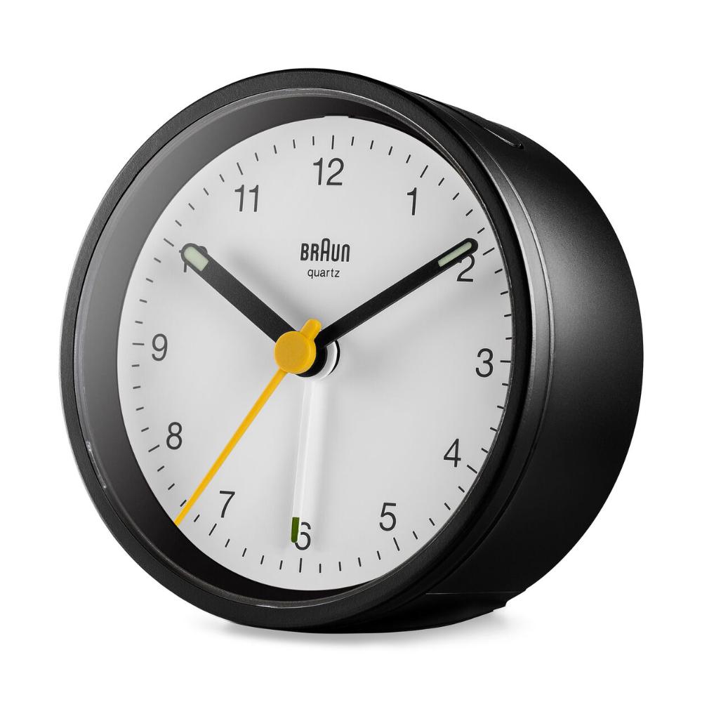 Braun Bc12 Travel Alarm Clock Travel Alarm Clock Clock Braun Alarm Clock