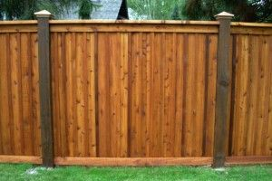 More People Should Have A Good Solid Fence On Their Property I