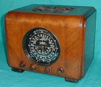 Model 6 S 222 1938 Electronics In 2019 Antique Radio