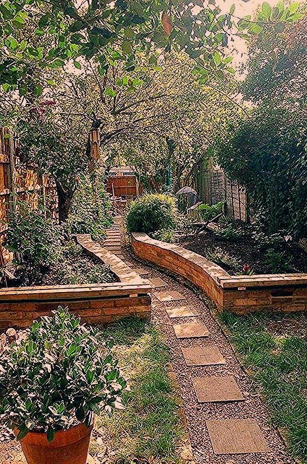 cottagegardenideas diygardenvegetable diysmallgard - Gartengestaltung Ideen