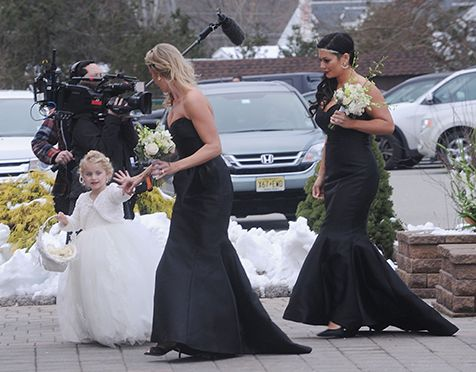 Snooki Marries See Her Wedding Dress And Bridesmaids