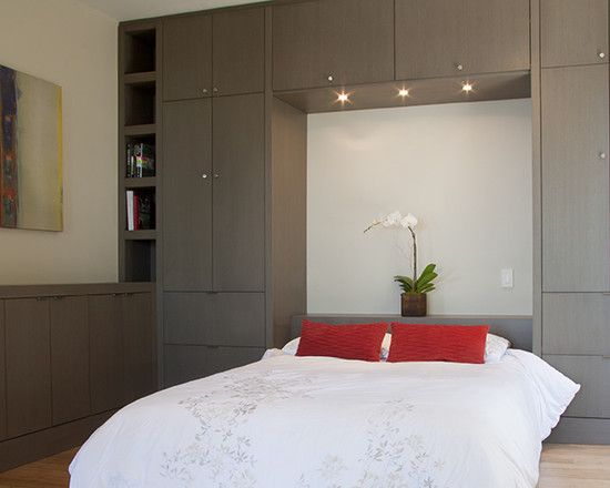 Superior Modern Murphy Bed Design, Pictures, Remodel, Decor And Ideas   Page 2