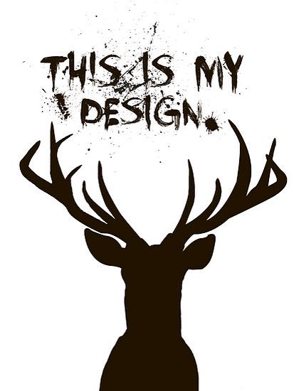 *** I want a Hannibal tattoo so... ????