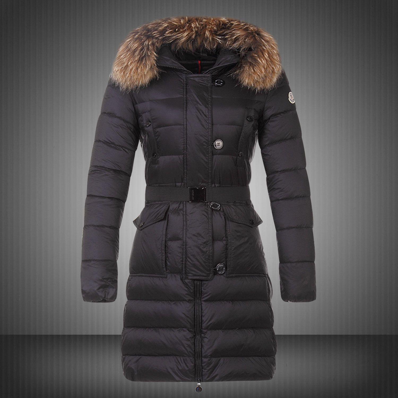 Moncler Womens Long Down Coat Cheap Moncler Jackets On
