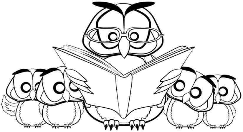 coloring page owl google keress - Coloring Page Of An Owl