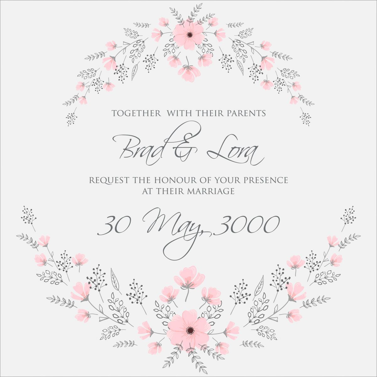RabbitWed Elegant Wedding Website and online Wedding Invitations