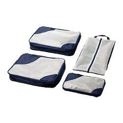 Ikea Koffer ikea upptäcka pakzak set 4 al je spullen zijn netjes op
