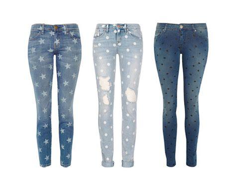 cdde8c52f95 jeans estampados florales - Buscar con Google