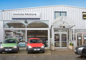 At Invicta Ford Canterbury In Kent We Sell A Large Range Of New